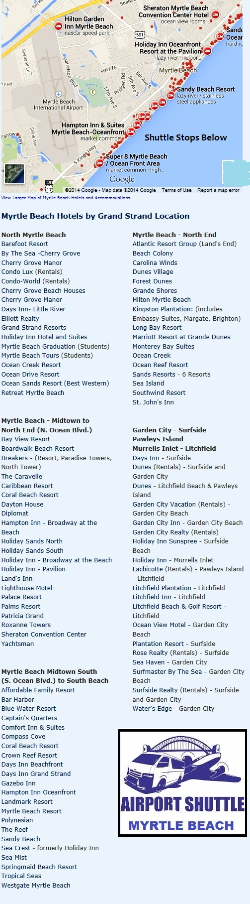 Hotels Resorts Official Site Myrtle Beach Int L