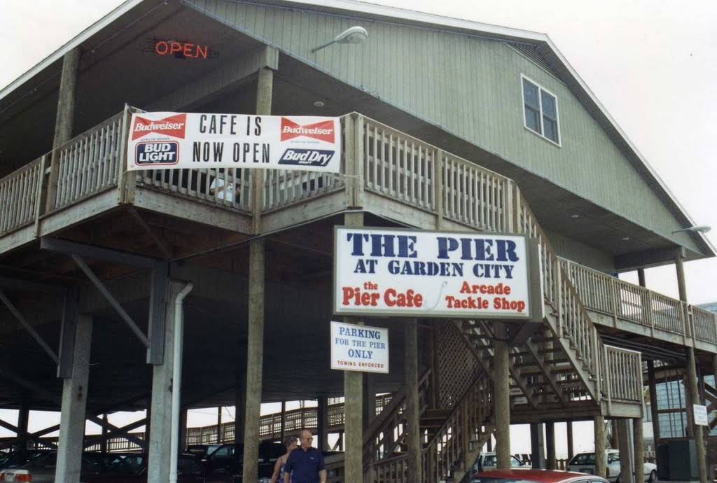 Garden City Sc Garden City Pavilion Arcade Reviews Myrtle The Pier At Garden City Beach