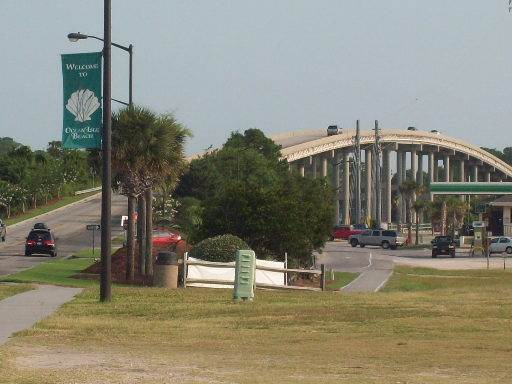 North Myrtle Beach Bridge