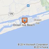 ocean isle map shuttle