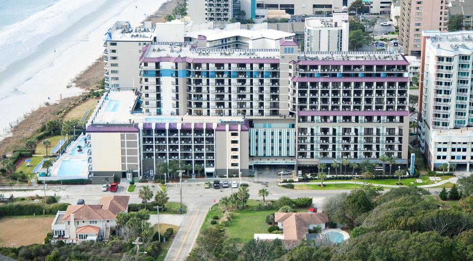 Grande Shores Ocean Resort Shuttle