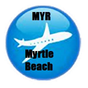 Airport Ground Transportation MYR CHS ILM FLO Myrtle beach