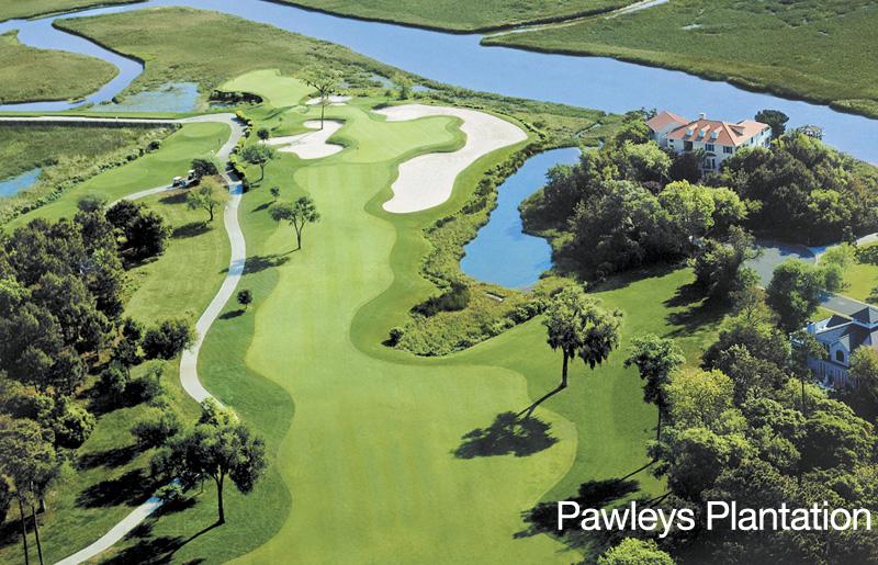Pawleys Plantation Golf Taxi Shuttle