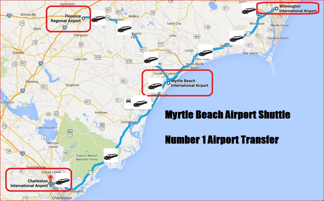 What Is The Airport Code For Myrtle Beach Sc