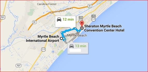 Places To Eat In Myrtle Beach Airport