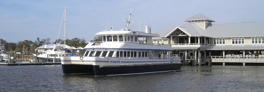 south port shuttle - 1301 Ferry Rd SE, Southport, NC 28461